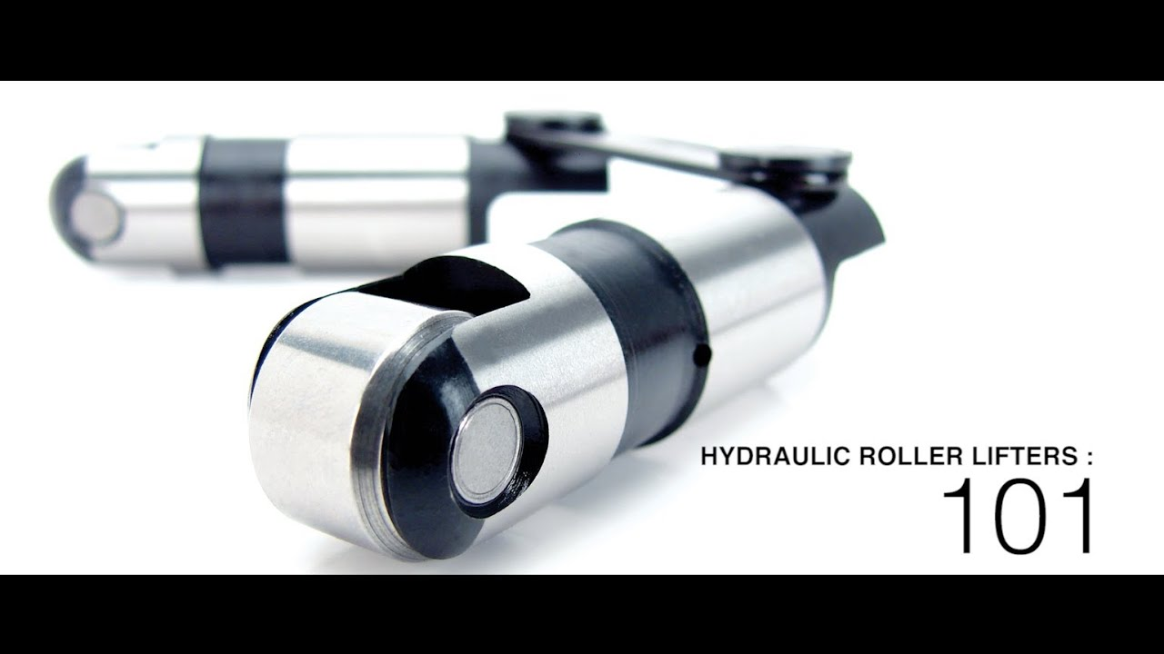 hight resolution of hydraulic roller lifters 101