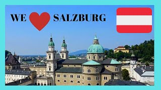 SALZBURG, a walking tour around one of world's most beautiful cities (AUSTRIA)(, 2012-06-30T21:45:01.000Z)