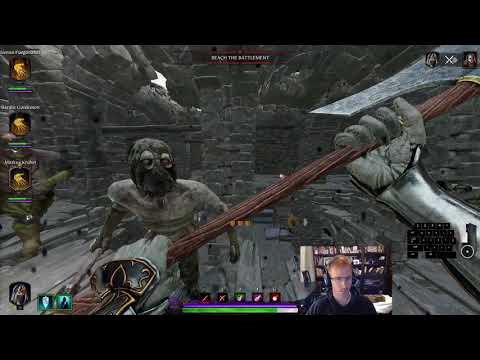 Handmaiden True Solo - Righteous Stand [Glaive/Longbow]