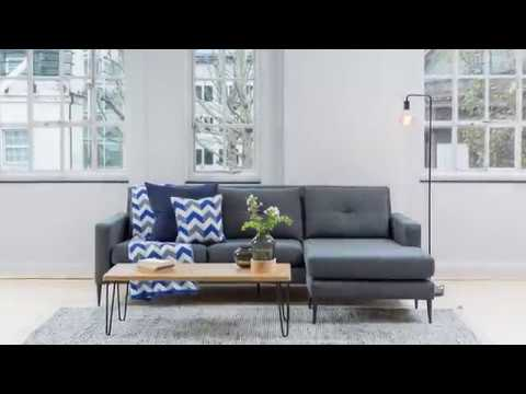 Brunel Corner Chaise Sofa At Heal's Youtube