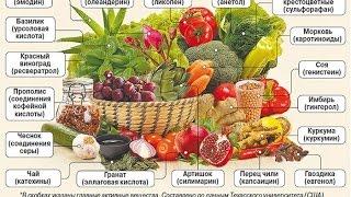 Доктор Увайдов. Питание при онкологии. Пища и рак.