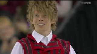 Kevin Reynolds 2017 Canadian National Figure Skating Championships - SP