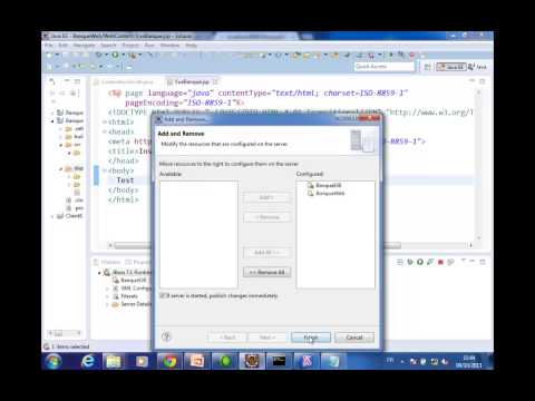 TP EJB JBOSS Suite Client Java Et Web Servlet Et JSP, Mohamed Youssfi