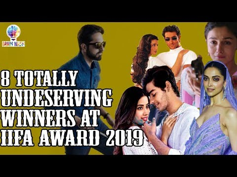 8 Undeserving Award Winners at IIFA 2019 | Top 10 | Brainwash Mp3