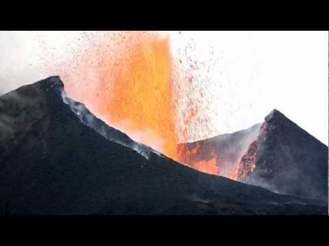 התפרצות הר געש בקונגו