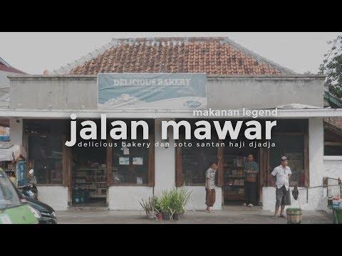 Kuliner Legendaris di Jalan Mawar Bogor #visitbogor