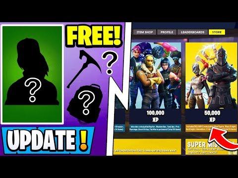 *NEW* Fortnite Update! |