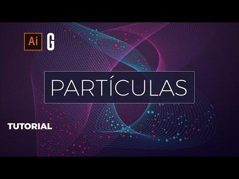 Illustrator Tutorial | Cómo Crear Partículas | How to Create Particles thumbnail