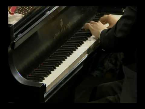 Cliburn 2009 Haochen Zhang Final Recital