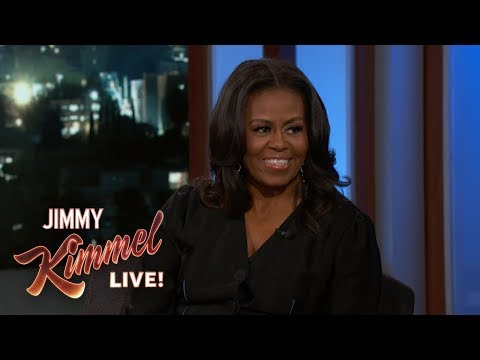 Michelle Obama on Firing Staffers, Running for Office & Baracks Work Ethic