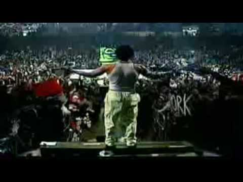Jeff Hardy Rooftops Tribute from Raw 2007