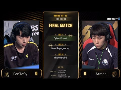 [2019 GSL S3] Ro.32 Group G Match5 (Final Match)