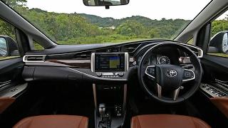 Toyota Innova Crysta Full Interior