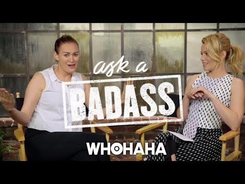 "Mamrie Hart On Elizabeth Banks' ""Ask A Badass"""
