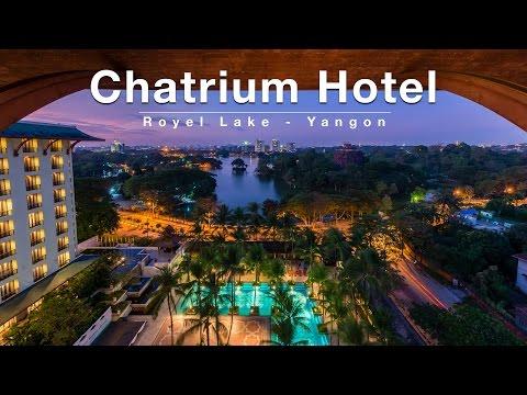 Luxury Hotel - Chatrium Hotel Royal Lake Yangon