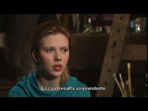 Scarlett Johansson (Actriz) - La joven de la perla (2003)