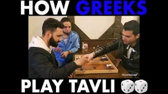 How to Play Tavli (Like a True Greek)