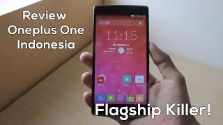 Oneplus One Unboxing & Review Indonesia