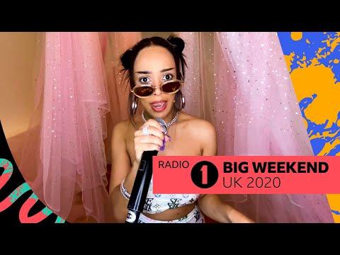 Doja Cat - Say So (Radio 1's Big Weekend)