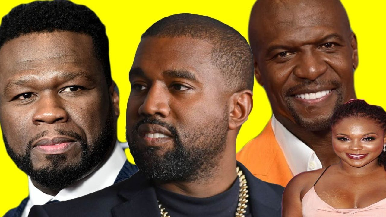 KANYE WEST GOVERNMENT BAILOUT TORREI HART CALLS OUT 50 CENT TERRY CREWS EXPLAINS HIMSELF(C&C)