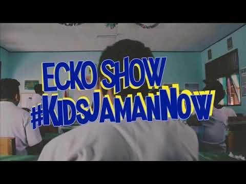 DJ TERBARU 2017 ECKO SHOW KIDS JAMAN NOW (vdj babang dedex oby) 2k18