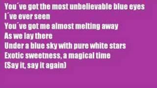 Donna Lewis - I love you always forever Lyrics
