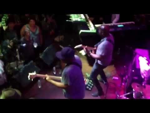 SLY & ROBBIE with The Taxi Gang (Intro) Live @The New Parish 05/17/2015