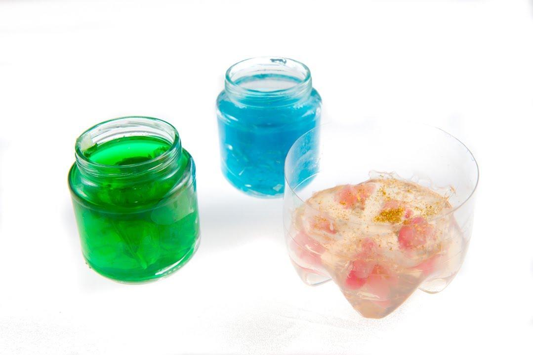 Ambientador de gelatina natural y saludable youtube - Ambientador natural para casa ...