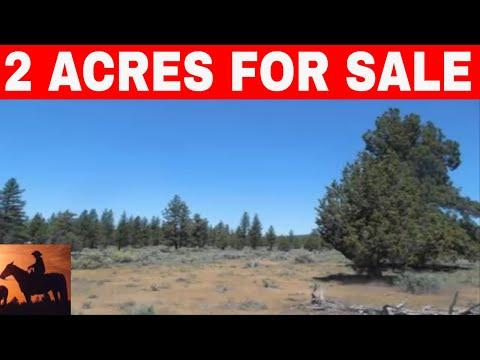 Oregon 2 Acres For Sale Owner Financing