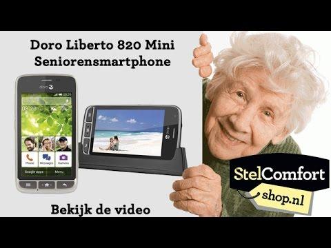 Doro Liberto 820 informatievideo