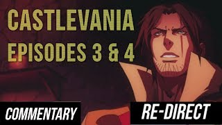 [RE-DIRECT] [Blind Reaction] Castlevania Episodes 3 & 4