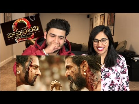 Baahubali 2 - The Conclusion Reaction | S.S Rajamouli, Prabhas, Rana | Biggest Movie of the Year!
