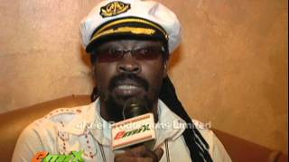 Beenie Man Speaks Out About Divorce from D'Angel on the Emix