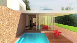 Maxi villa a san john's wood. Felice Zambelli Architettura D Interni Case Moderne Youtube