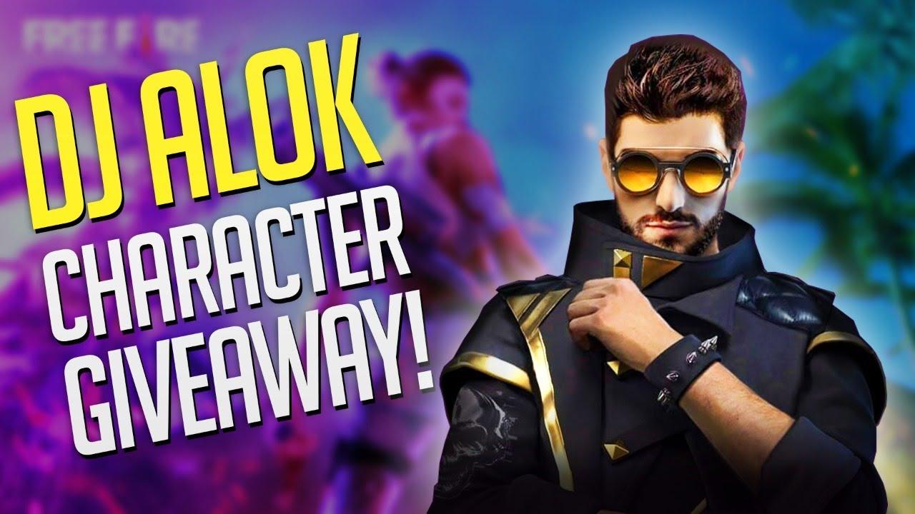 Dj Alok Character Giveaway Results Youtube Lihat ide lainnya tentang nick bateman, latar belakang game, gaya jenggot. dj alok character giveaway results