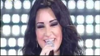 سارة فرح دويتو مع ناصيف زيتون - طال السهر ( البرايم 13)