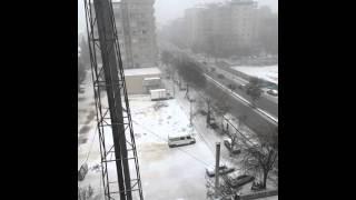 Gaziantep kar yağıyorrr ama taa ne zaman yağdı