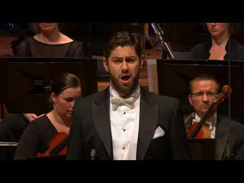 Dominic Barberi, bass - Revenge, revenge, Timotheus cries - Alexander's Feast - G.F. Handel