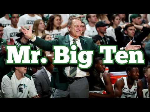 Tom Izzo - Mr. Big Ten