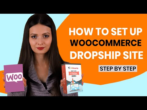 WooCommerce Dropshipping Tutorial [How to bulid a dropshipping site] WooCommerce+AliDropship thumbnail