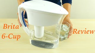 Brita Atlantis Water Filter Pitcher Review