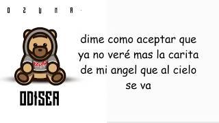 Ozuna-Carita De Angel-Letra