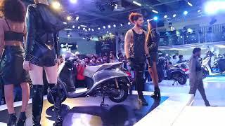Yamaha Fascino Fashion Show