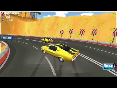 Desert Supreme 3D / 3D Racing Game / Browser Flash Games / Gameplay Video