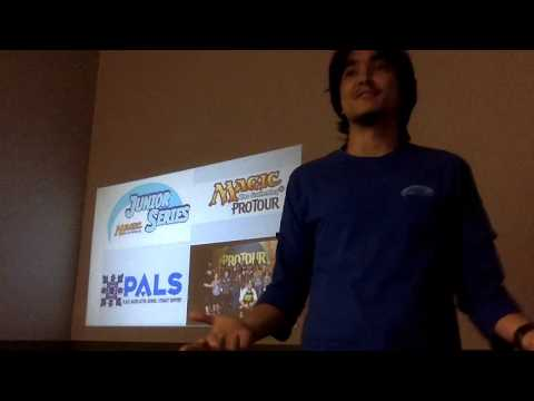 Presentation @ GP Vegas Judge Conference - Growing Youth MTG