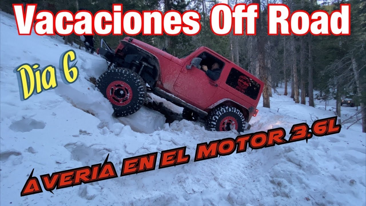 Vacaciones Off Road en New Mexico Dia 6- Empiezan las Averías by Waldys Off Road