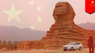 5000 years of counterfeiting! Egypt deeply unpleased with China