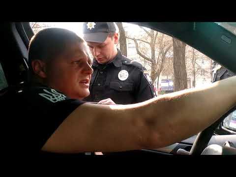 Кинолог , Хмырь и Гаспажда пластмассой полиции Николаева