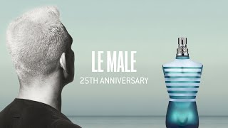 25th anniversary of Le Male | Jean Paul Gaultier