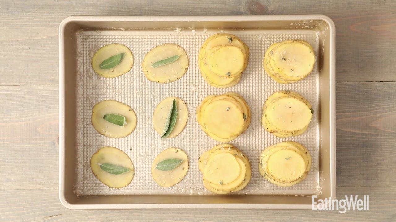 how to make crispy potatoes